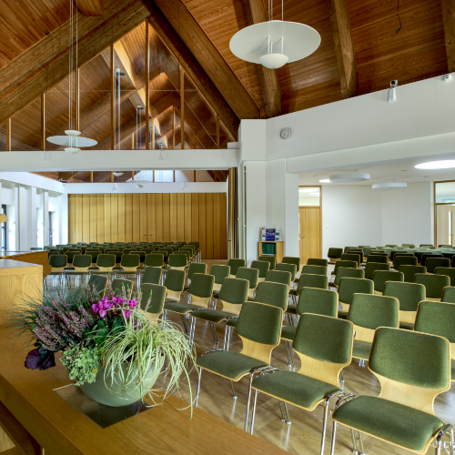 Gemeindehaus Kirche Jesu Christi