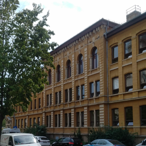 Geschwister Scholl Grundschule Leipzig